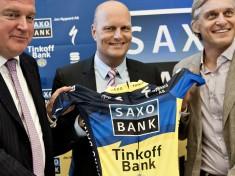 Riis Cycling pressemøde