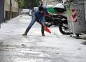 Galleri: Uvejr i Toscana den 19/9 2014