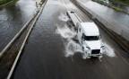 Galleri: Oversvømmelse på Long Island den 13/8 2014