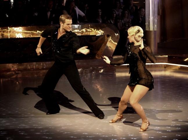 Vinderen af Vild Med Dans 2011