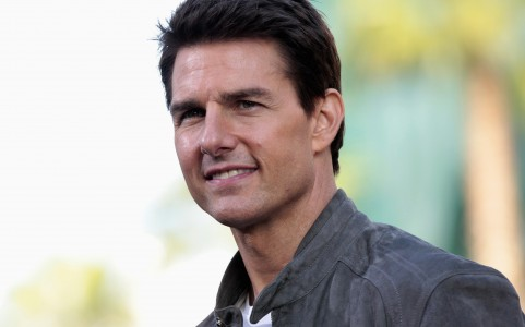 File photo of cast member Tom Cruise posing at the premiere of